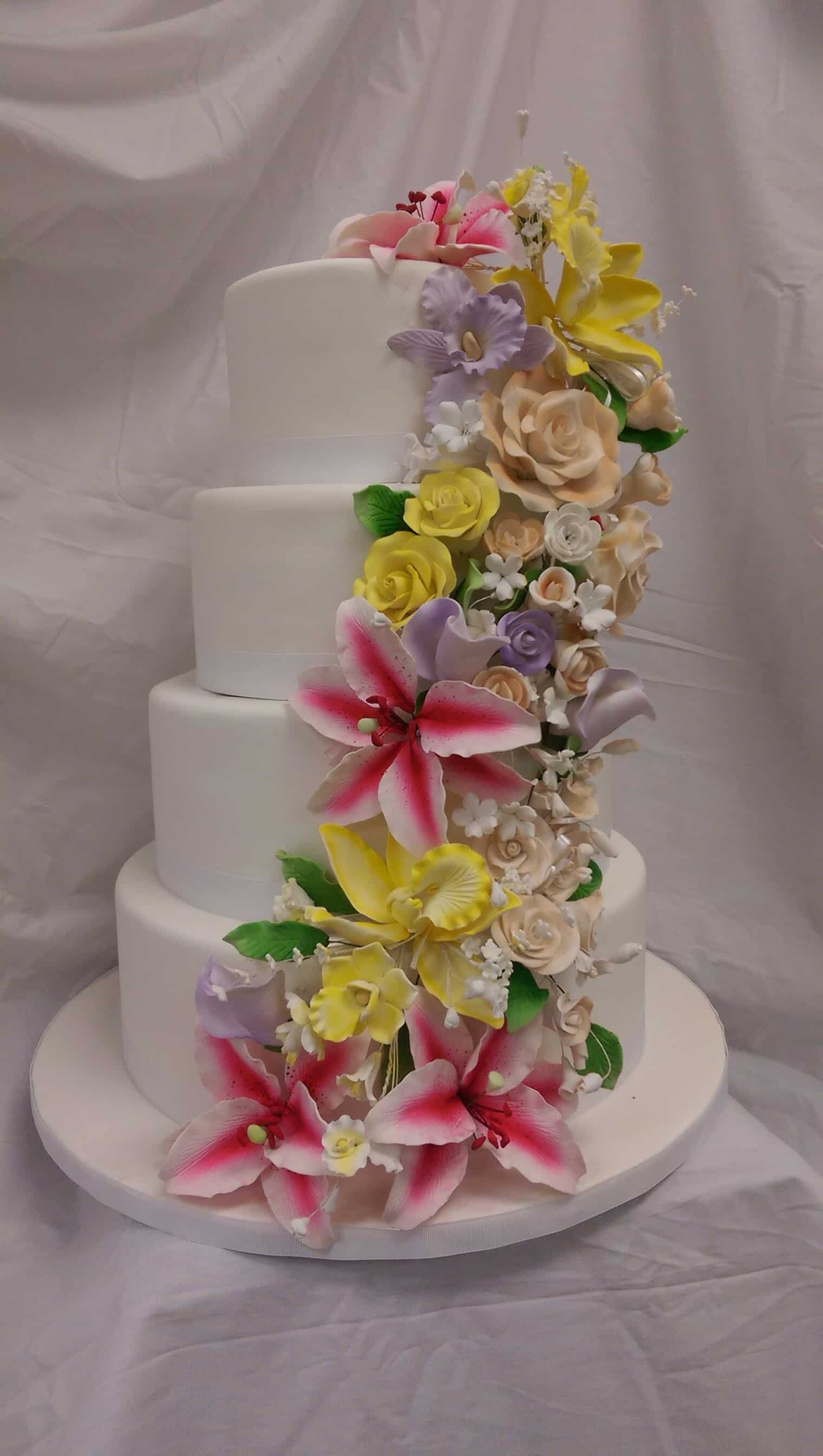 order your 2019 summer wedding cake now