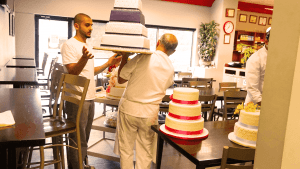 Toronto wedding cake bakery