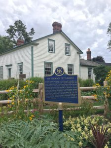 scarborough historic site