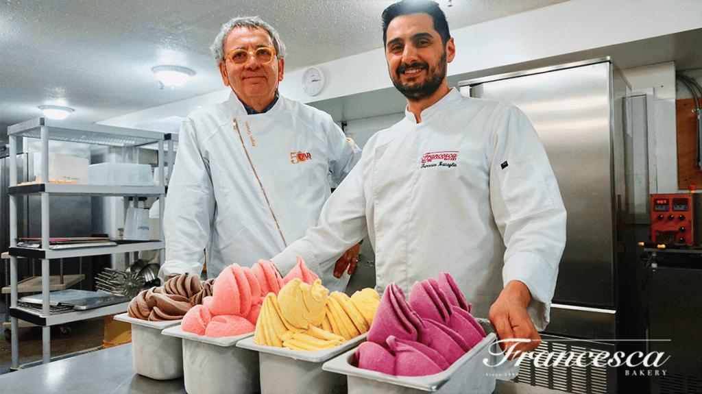 master gelato maker grasso