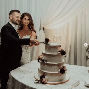 wedding cake scarborough